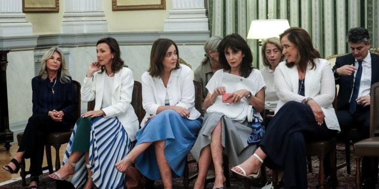 Κυριάκος Μητσοτάκης: Δείτε για πρώτη φορά όλες τις αδερφές του μαζί!