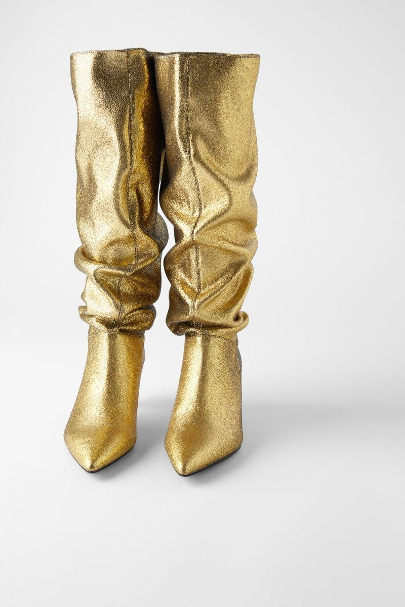 Zara - νέα συλλογή: Αν αυτές οι μπότες είναι η νέα τάση για τον χειμώνα, δεν έχουμε λόγια!