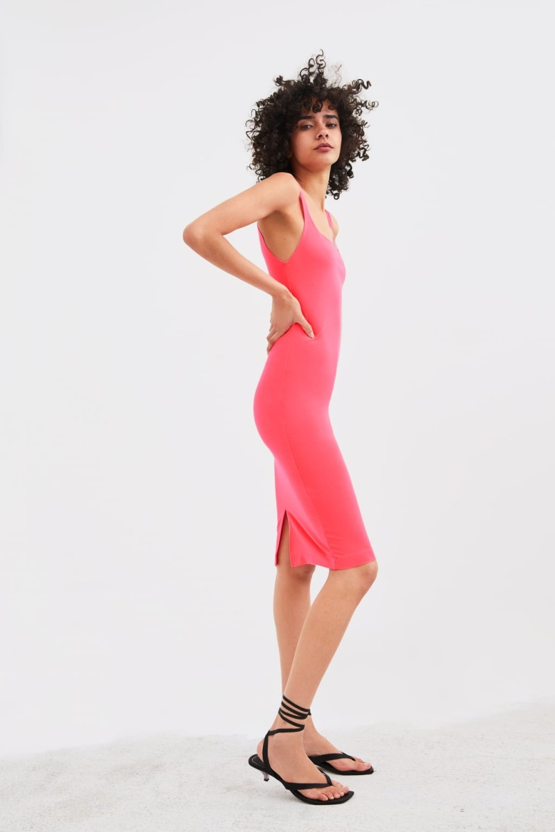 Zara εκπτώσεις φόρεμα