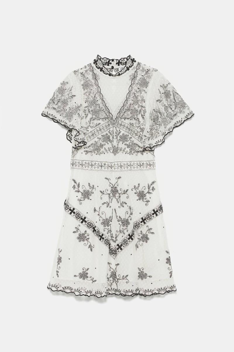 Zara φόρεμα από τη νέα συλλογή