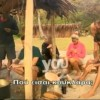 Survivor 2:  Πως την έπεσε ο «κλαρινογαμπρός» Σώζων στην Κωνσταντίνα; (Βίντεο)