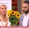 Το ατύχημα της Ελένης Μενεγάκη on air! Περπατούσε και... (Βίντεο)