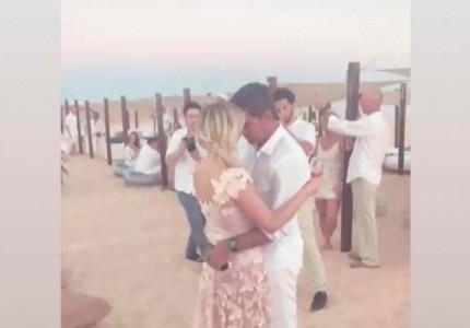 Αθηνά Ωνάση: Δεύτερο στεφάνι για τον Αλβάρο! Εικόνες από το ξέφρενο party λίγο πριν το γάμο!