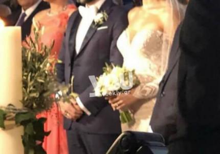 Μαντώ Γαστεράτου: Οι πρώτες αποκλειστικές φωτογραφίες από τον γάμο της!