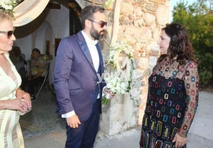 Μαντώ Γαστεράτου: Το λαμπερό φωτογραφικό άλμπουμ του γάμου της!