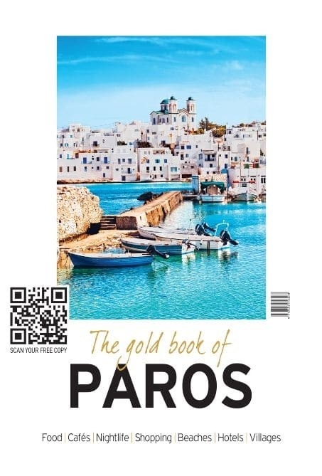 The Gold Book of Paros