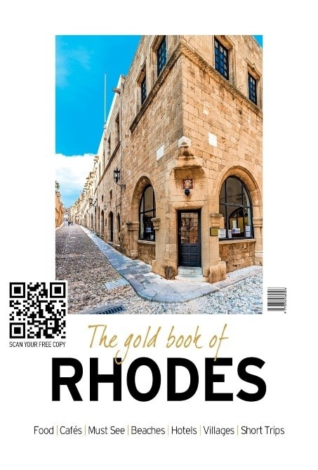 Τhe Gold Book Of Rhodes