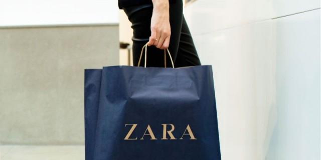Θυμίζει old country το φόρεμα από τα Zara - Με 29,95 ευρώ από την join life κολεξιόν
