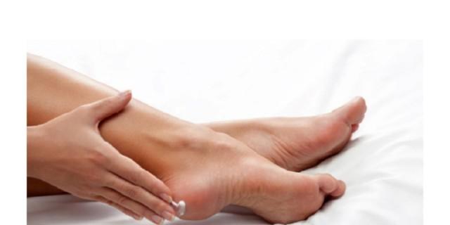 Νέα κρέμα για τα πόδια με σύσταση