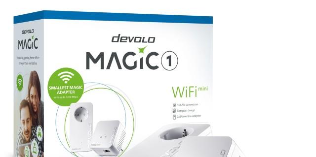 Διαγωνισμός: Ένας τυχερός θα κερδίσει το Magic 1 WiFi mini από την Devolo