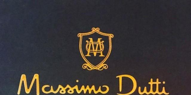 Limited edition στα Massimo Dutti το παντελόνι σαλβάρι με γυαλιστερό φινίρισμα
