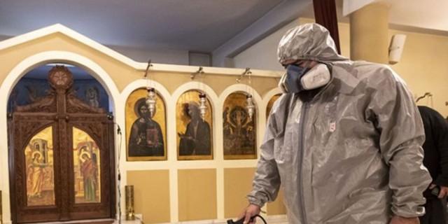 Κορωνοϊός: Μέχρι τότε θα παραμείνουν κλειστές οι εκκλησίες