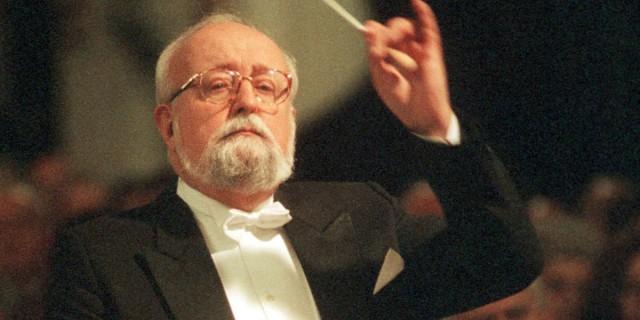 Θρήνος στον καλλιτεχνικό κόσμο - Πέθανε ο συνθέτης Κριστόφ Πεντρέτσκι