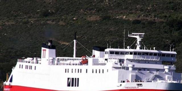 Συναγερμός για ύποπτο κρούσμα κορωνοϊού στο πλοίο «Θεολόγος Π.»
