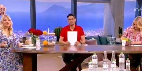 Απίστευτος διάλογος στον ΑΝΤ1 με Φαίη Σκορδά και Αφροδίτη Γραμμέλη