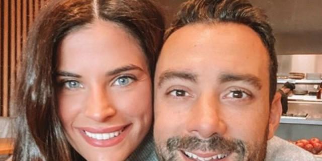 Χριστίνα Μπόμπα- Σάκης Τανιμανίδης:  H φωτογραφία από την αρχή της σχέσης τους και η αποκάλυψη