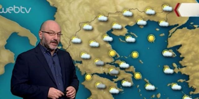 Ο Σάκης Αρναούτογλου προειδοποιεί: «Έρχεται ακόμα και κίνδυνος πλημμυρικών φαινομένων»