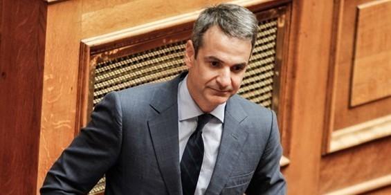 Παρέμβαση Κυριάκου Μητσοτάκη στην Βουλή - Σε λίγο το νέο του διάγγελμα