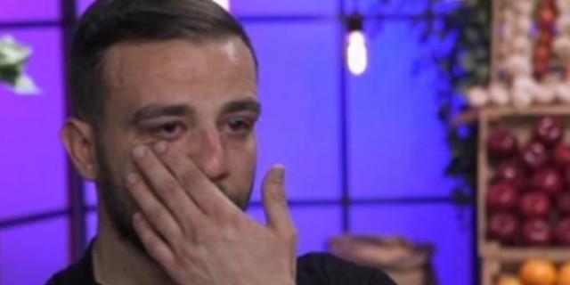MasterChef: Ξέσπασε σε κλάματα ο Ηλίας! Τι συνέβη;