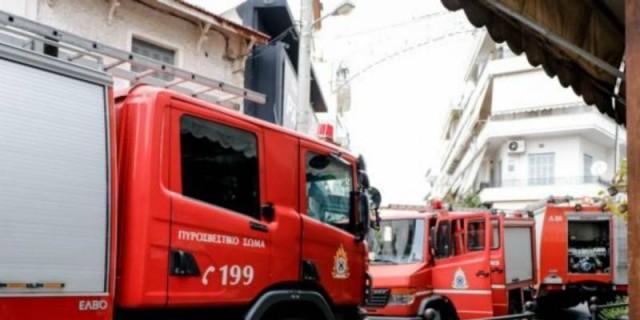 Φωτιά σε σπίτι στην Θεσσαλονίκη - Εντοπίστηκε πτώμα