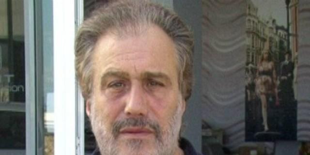 Θρήνος - Πέθανε ο Στέλιος Κιαγιαδάκης