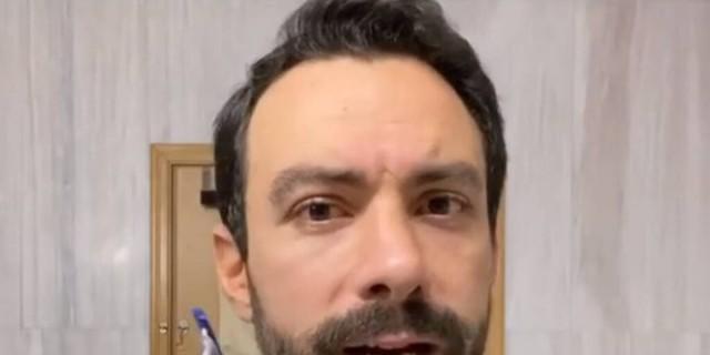 Ο Σάκης Τανιμανίδης ξυρίστηκε απευθείας μετάδοση στο Instagram!