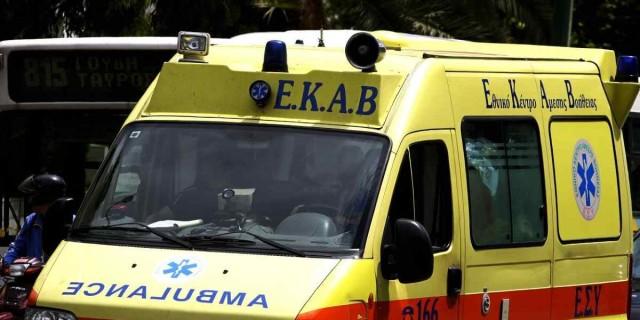 Τραγωδία στην Κόρινθο: Νεκρός άνδρας που έπεσε από τον 2ο όροφο νοσοκομείου