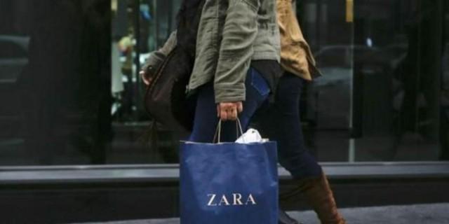 Zara: Θα αναστενάξουν τα πατώματα με αυτό το δερμάτινο πέδιλο