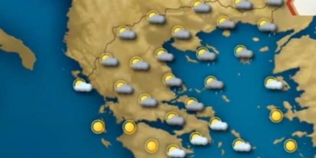 «Σκάει» ψυχρή διαταραχή στην Ελλάδα - Προειδοποιεί ο Σάκης Αρναούτογλου