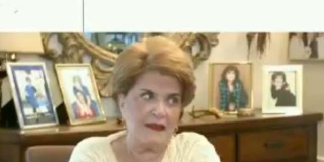 Βάσια Τριφύλλη: Η απίστευτη ατάκα για την ερωτική της ζωή που τους άφησε όλους «κάγκελο»
