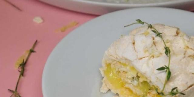Απίστευτο το cheesecake με ανθότυρο και λεμόνι της Αργυρώς Μπαρμπαρίγου