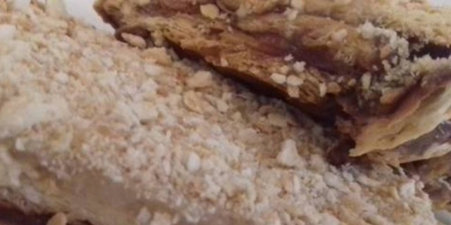 Ανάλαφρο γλυκό ψυγείου σαν Μιλφέιγ - Η πιο ελαφριά συνταγή