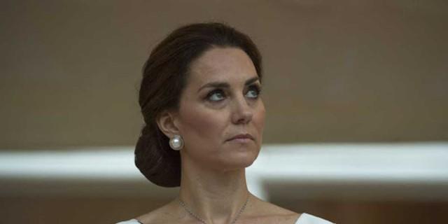 Περνάει δύσκολα στο Buckingham η Kate Middleton