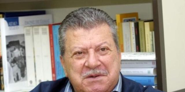 Θρήνος - Πέθανε ο Κυριάκος Ντελόπουλος