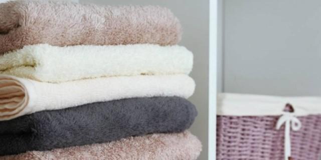 Θέλετε να φρεσκάρετε τις πετσέτες σας; Αυτό είναι το μυστικό tip με μαγειρική σόδα
