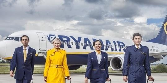 Έκτακτη ανακοίνωση της Ryanair για την Ελλάδα