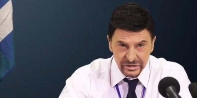 Ο Τάκης Ζαχαράτος έγινε... Νίκος Χαρδαλιάς! Ποια η απάντηση του υφυπουργού;
