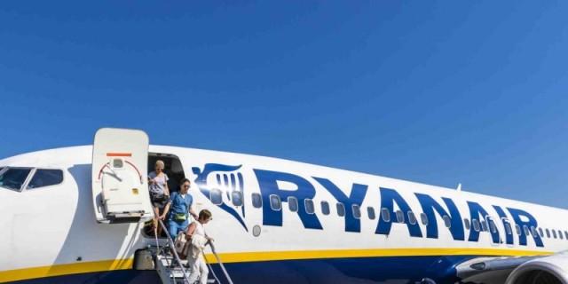 Ειδική προσφορά από την Ryanair - Η τιμή είναι στο... πάτωμα