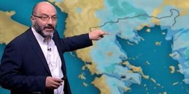 Προειδοποιεί ο Σάκης Αρναούτογλου - «Έρχεται αφρικανική σκόνη»