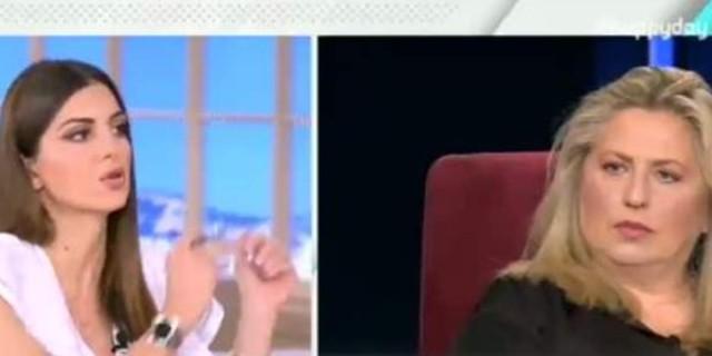 Χαμός στο Happy Day μετά τη δήλωση της Σάντρας Βουτσά για την περιουσία - «Γιατί επιμένετε τόσο πολύ ρε Σταματίνα;»