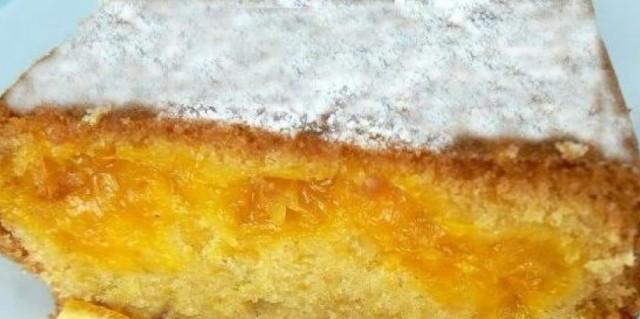 Κέικ πορτοκάλι με λίγες θερμίδες - Από την κουζίνα της γιαγιάς