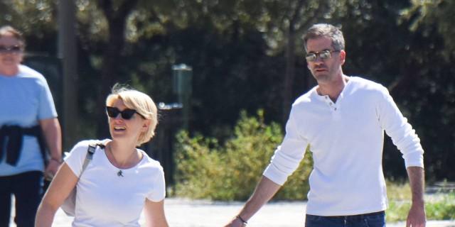 Σία Κοσιώνη - Κώστας Μπακογιάννης: Ευτυχία εις διπλούν για το ζευγάρι