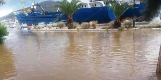 Συναγερμός στη Λέρο - Σε κατάσταση έκτακτης ανάγκης το νησί