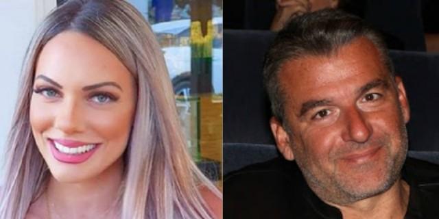 Ενοχλημένος με την Ιωάννα Μαλέσκου ο Γιώργος Λιάγκας - Τι συμβαίνει μεταξύ τους