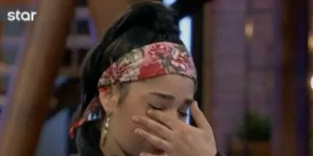 MasterChef: Πλάνταξε στο κλάμα η Μαριάννα μπροστά στους κριτές