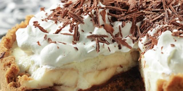 Το γρήγορο γλυκό ψυγείου της Αργυρώς Μπαρμπαρίγου με μπανάνες και σοκολάτα - Ούτε 10' για να το φτιάξεις
