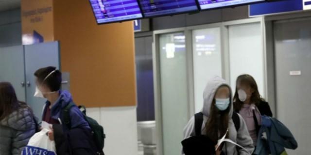 Κορωνοϊός: Βγήκαν τα αποτελέσματα για τα 250 τεστ που έγιναν σε τουρίστες στο αεροδρόμιο