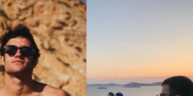 Άγγελος Λάτσιος: Είναι κολλητός με τον γιο της Μαρίας Μπακοδήμου - Τα δημόσια σχόλια στο Instagram