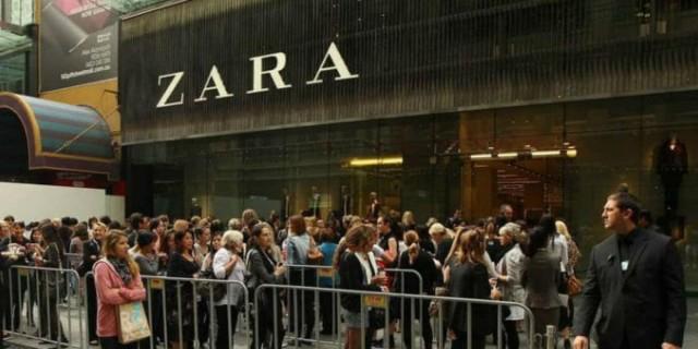 Αυτή είναι η top ώρα για να ψωνίζετε στα Zara - Δεν θα έχει ουρές στα ταμεία