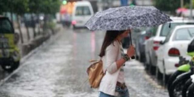 Έκτακτο δελτίο καιρού - Έρχονται καταιγίδες και χαλάζι